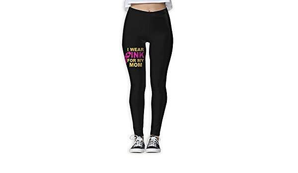 Pity, that my mom in yoga pants