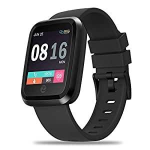 Amyove Zeblaze Crystal 2 Smartwatch IP67 Monitor de ...