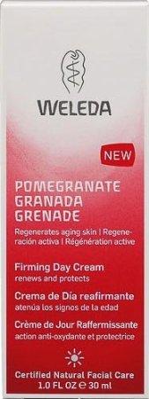 WELEDA Pomegranate Firming Day Cream 1 fl oz Vitamin s