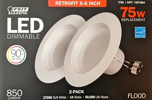 Led Recessed Lighting Kit Costco