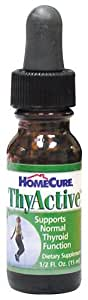 Thyactive Colloidal Iodine Plus Homeopathics (Thyroid Support) .5oz