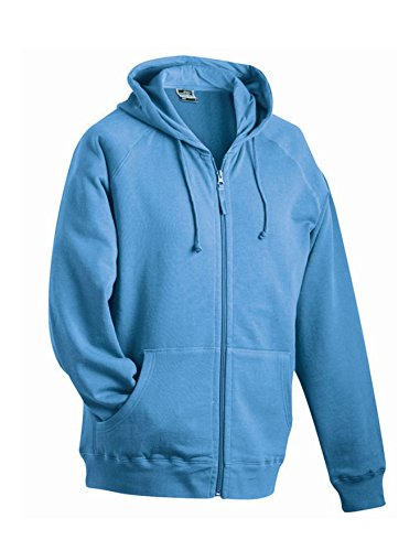 Cappuccio Giacca Hooded Classica Con Blue Jacket q66R4znw