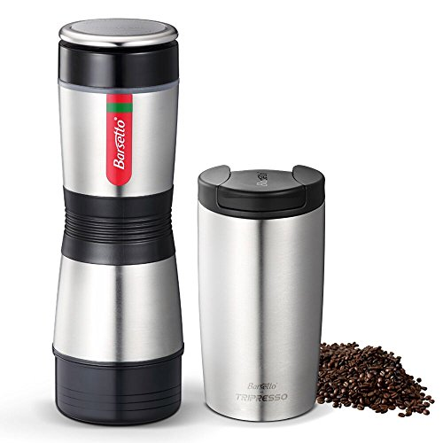 Barsetto Tripresso-CA, Portable Single Serve Coffee Machine