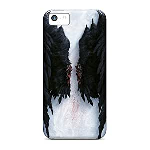 Tpu Fashionable Design Fallen Angel Rugged Case Cover For Iphone 5c New