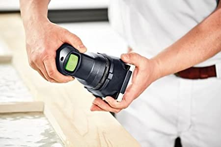 Lijadora Festool RTS 400 REQ-Plus Negro Azul 250 W Lijadora manual, Negro, Azul, Bolsa para el polvo, 6000 RPM, 12000 RPM, 12000 RPM