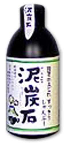 Pelican DEI-TAN-SEKI Clay & Charcoal Shampoo - 250ml