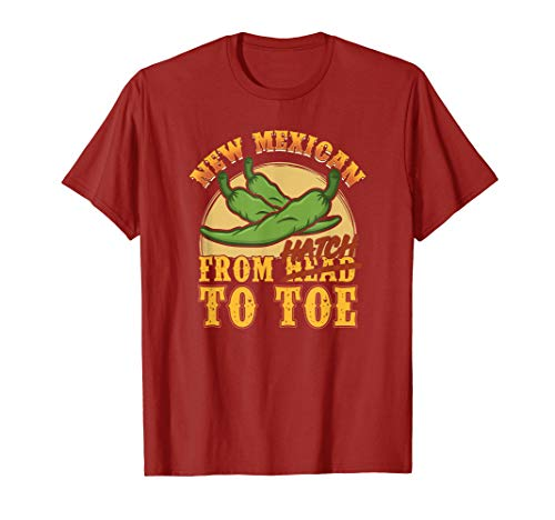 Hatch Chile New Mexico Shirt State Pride (Best Green Chile Cheeseburger In New Mexico)