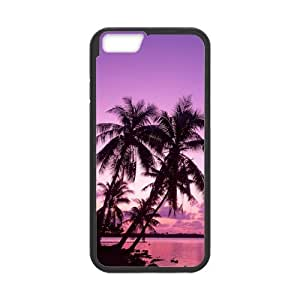 Coconut Tree Starfish Beach Case for iPhone 6