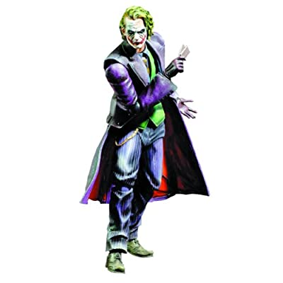 Square-enix Batman Dark Knight Trilogy Joker Play Arts Kai Action Figure from Square Enix