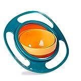 Children Baby Kids Bowl 360 Degree Rotation Spill