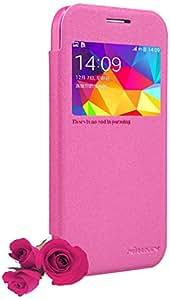 Nillkin Sparkle Cover - Funda para móvil Samsung Galaxy Core Prime, rosa