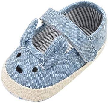 ZARLLE_ Hombre Zapatillas Zapatos De Bebé niños niñas,ZARLLE Bebé recién Nacido Zapatos de Lona Dibujos Animados Antideslizante Zapatos de Fondo Suave Conejo Zapatos de niño Patucos Bebe: Amazon.es: Ropa y accesorios