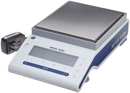 Mettler Toledo MS3002S New Classic Precision Balance, 3200 g Capacity, 0.01 g Readability