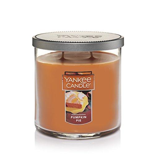 Yankee Candle Medium 2-Wick Tumbler Candle, Pumpkin -