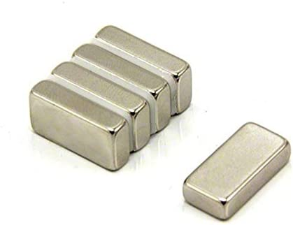 Pack of 50 5.4kg Pull Magnet Expert/® 20 x 10 x 5mm thick N42 Neodymium Magnet