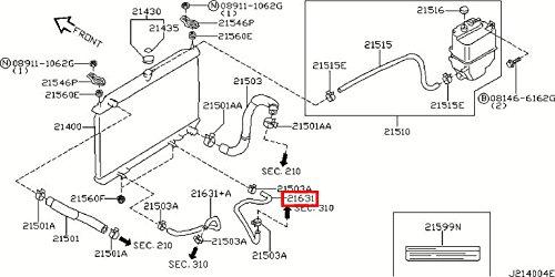 infiniti i35 transmission cooler  transmission cooler for