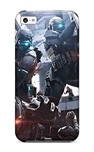 Michael paytosh Dawson's Shop Hot 4192827K70887546 Perfect Tpu Case For Iphone 5c/ Anti-scratch Protector Case (ghost Recon Online Game)