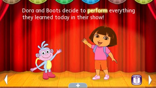 LeapFrog LeapPad Dora's Amazing Show Ultra eBook (works with all LeapPad tablets) by LeapFrog (Image #8)