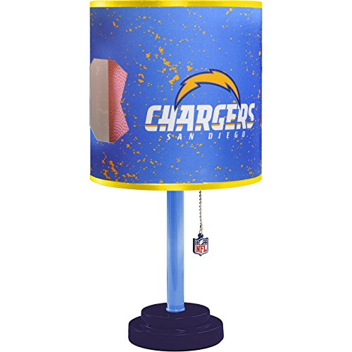 San Diego Chargers Table Lamp - 1