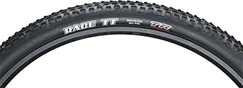 Maxxis Race TT, 29 x 2.0, 60tpi, Dual Compound, Tubeless Ready by Maxxis