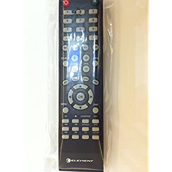 New ELEMENT TV Remote for ELCFW326 ELCFW327 ELCFW328 ELCFW329 ELDFW406 ELDFW407 ELDFT404 ELDFW322 ELDFW374 ELDFW464 ELGFT554 LC-26G77A LC-46G91 LC-32G85 LC-60G77A LE-28GA2 LE-39GJ01 LE-19GAK LE-24GAK LE-24GBR-B LC-40GL12 LE-32GB5 LC-39GJ11 LE-50G77C LC-26G77A LC-50GL12 LC-22G77A LC-32GL12----Sold by Parts-outlet store