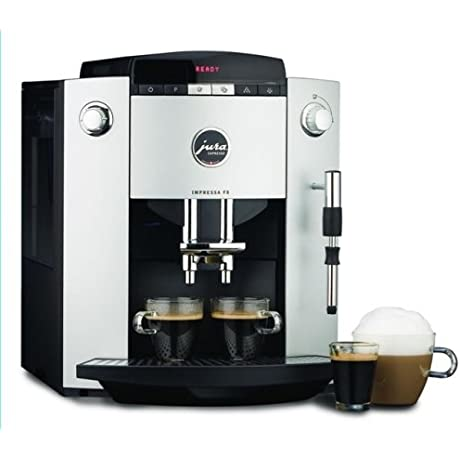 Jura Capresso 13345 IMPRESSA F8 Automatic Coffee And Espresso Center