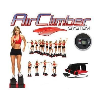 climber exercise machine as seen on tv