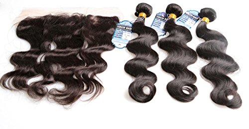 Unprocessed Brazilian Frontal Closure Extensions product image