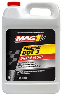 Mag GAL Dot3 Brak Fluid by Warren Distribution