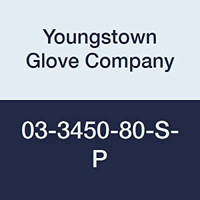 Youngstown Glove 03-3450-80-S Waterproof Winter Plus Performance Glove Small, Black
