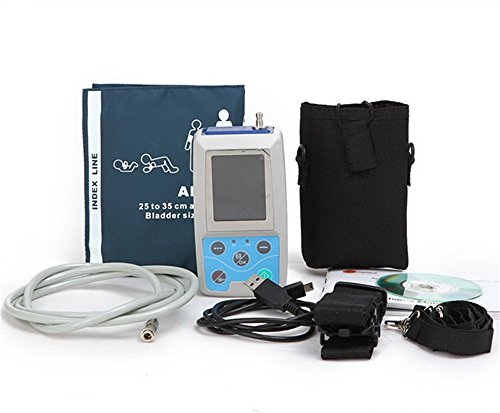Contec Abpm50 Ambulatory Blood Pressure Monitor With Pc