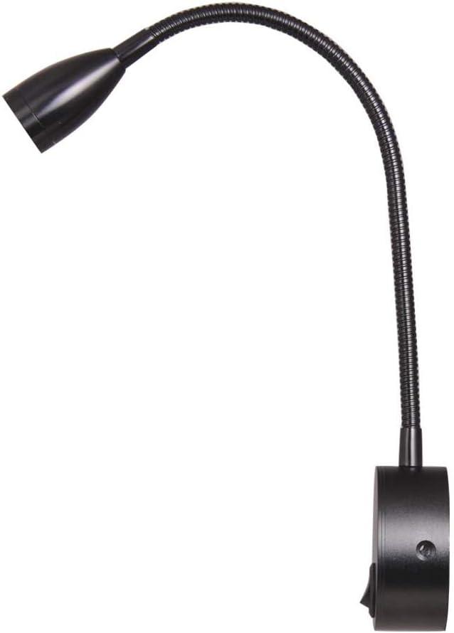 RV Lecture Lampe 12V Campeurs Yacht V/éhicules Portables Multifonctionnels tation /à 360 Degr/és Soins des Yeux R/églable Bouton Contr/ôle LED Lit Lampe Bureau Bateaux Bargent