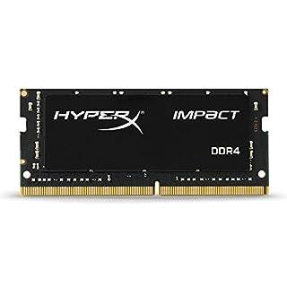 HyperX Kingston Technology Impact 16GB 2400MHz DDR4 CL14 260-Pin SODIMM Laptop Memory HX424S14IB/16 (B01BNJL8K2) | Amazon Products