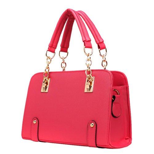 fourre Grand tout à Sac Femme Epaule Bag Hee Rose Messenger Main 8dqTAz