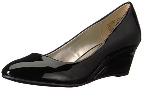 Bandolino Women's Franci Shoe, Black Pa, 8 M ()