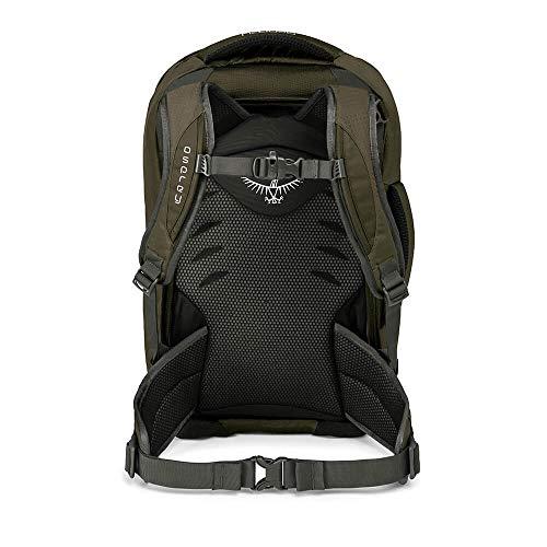Osprey Packs Fairview 40 Women's Travel Backpack, Misty Grey, Small/Medium