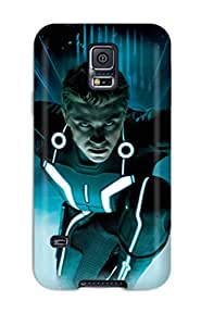 New Style Galaxy S5 Cover Case - Eco-friendly Packaging(tron Legacy)