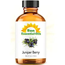 Juniper Berry (Large 4 ounce) Best Essential Oil