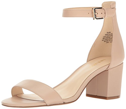 elds Leather Dress Sandal, Natural, 8 M US ()