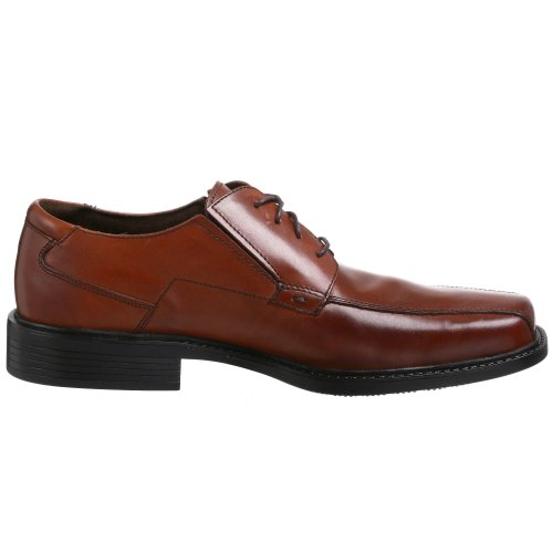 Rockport Heren Donnally Oxford- Chestnut