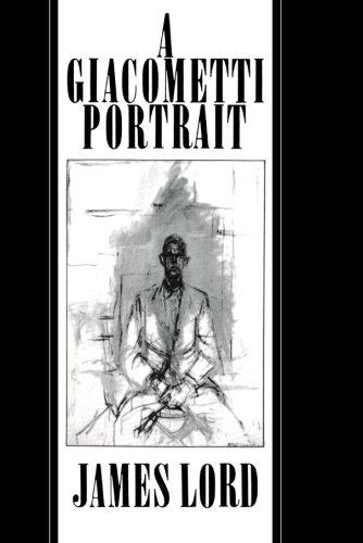 A Giacometti Portrait (James Portrait)