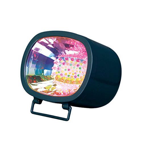 Xtricity LED Party Colored Strobe Mini Stage Light for Christmas, Disco Parties, Light Displays, Energy Efficient, 5 Watts 120 (Flashing Rectangle Light)