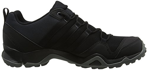 Adidas Terrex AX2R Men's Trailrunning Shoes Black BA8041, Size:42 2-3