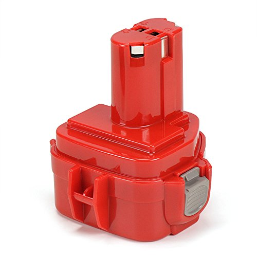 PowerGiant 12V 2.0Ah Replacement Battery for Makita 1222 1233 1220 1234 1235 192598-2 PA12, 6213d 6217d 6227d 6313d