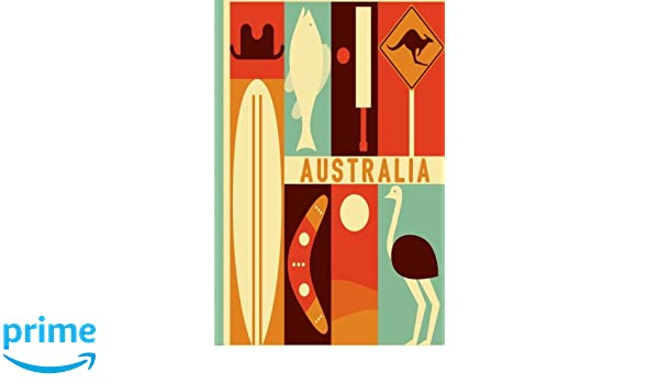 Australia diario de Viaje. Travel journal. Cuaderno exploradores. Wanderlust: Wanderlust Journals (Spanish Edition): Lana Barce: 9781535401524: Amazon.com: ...