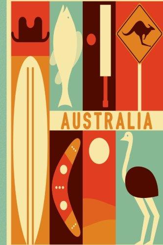 Australia diario de Viaje. Travel journal. Cuaderno exploradores. Wanderlust: Wanderlust Journals (Spanish Edition) [Lana Barce] (Tapa Blanda)