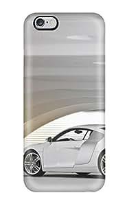 For Iphone 6 Plus Tpu Phone Case Cover(audi R8 14)