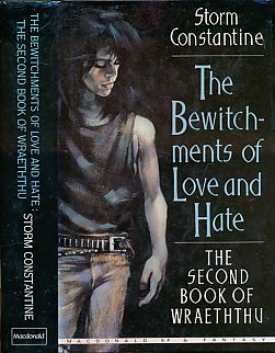 book cover of The Bewitchments of Love and Hate
