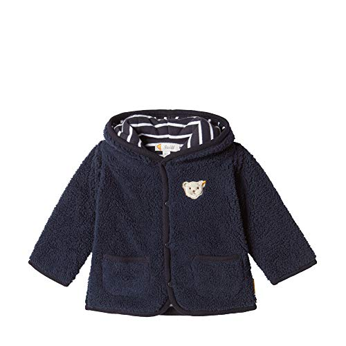 Steiff Fleece jacket baby-jongens hoodie