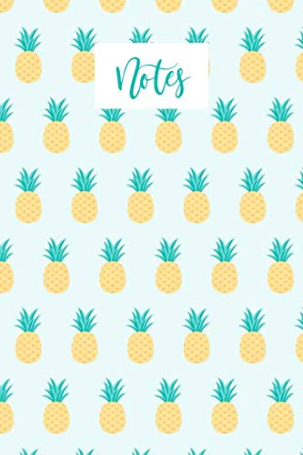 Notes: A Pineapple Book For Taking Notes